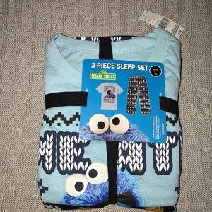 Sesame Street Pajamas